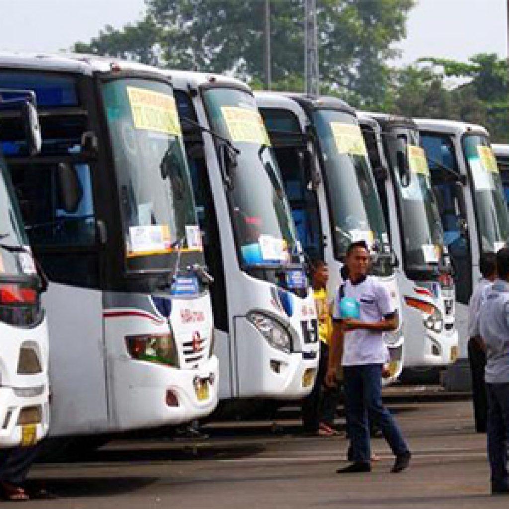 44 Bus Untuk Mudik Gratis Tujuan Ponorogo