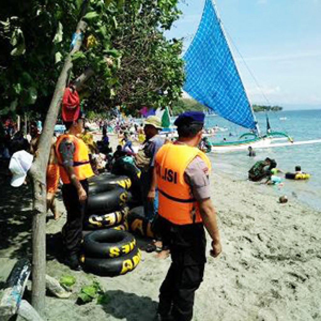 Satpolair Polres Situbondo Dirikan Posko SAR Di Pantai