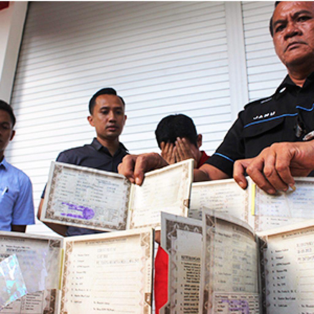 Polisi Bekuk Anggota Komplotan Pembobol Koperasi Dengan Jaminan