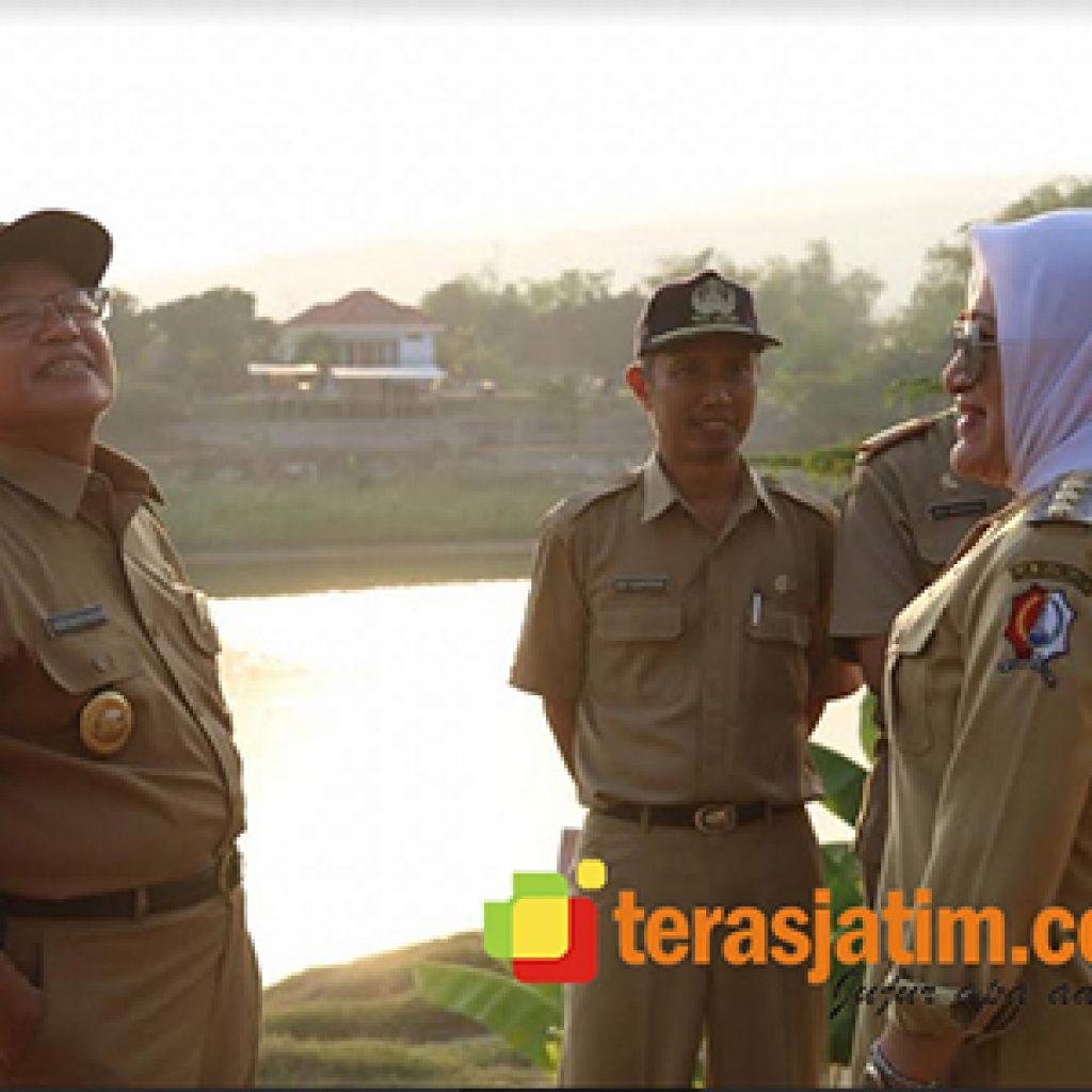 Pembangunan Jembatan 'KaRe' Penghubung Bojonegoro-Tuban