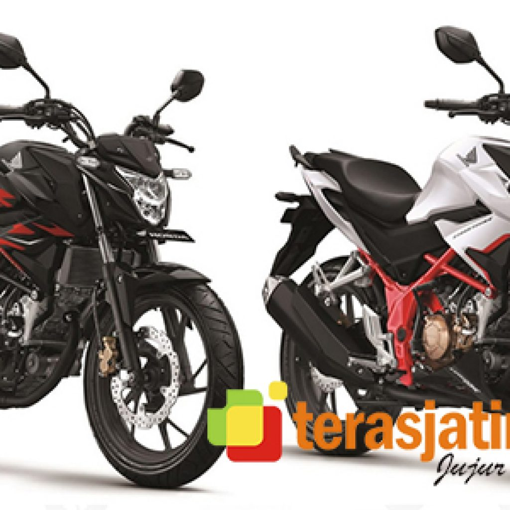 New Honda CB150R StreetFire Hadir Semakin Gagah, Tangguh