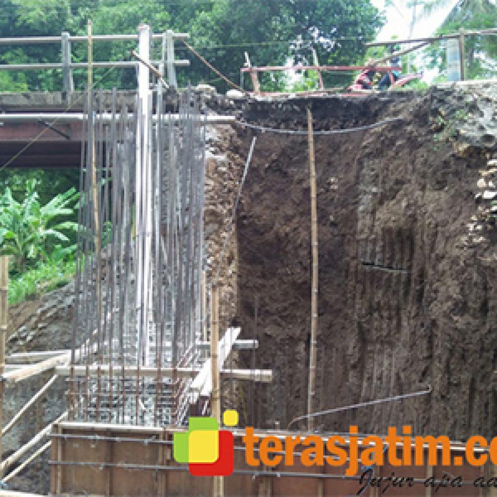 Dua Proyek Bangunan Di Kabupaten Blitar Kontraknya Diputus