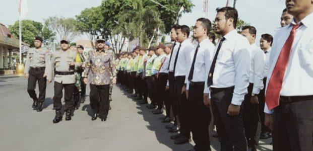 1.150 Personel Gabungan Amankan Kegiatan Suro dan Suran Agung di Kota Madiun