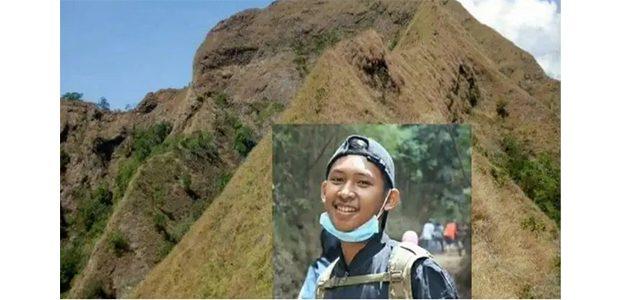 12 Hari Hilang, Thoriq Pendaki Gunung Piramid Akhirnya Ditemukan Sudah Tak Bernyawa