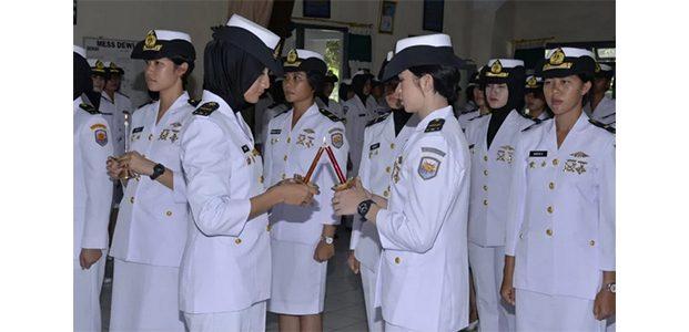 15 Perwira dan 24 Bintara Muda Wanita Perkuat Kowal