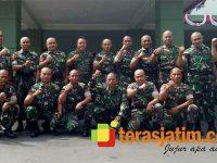 16 Prajurit Tamtama Kodim Jember Ikuti Pendidikan Secaba di Rindam Brawijaya