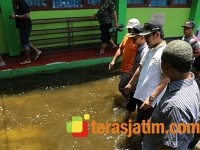2 Desa di Tanggulangin Masih Terendam Banjir, Ini Langkah Plt Bupati Sidoarjo