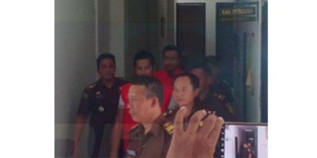 2 Tersangka Kasus Dugaan Korupsi Pasar Pragaan Sumenep Ditahan
