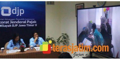 2 Tersangka Kasus Penyelewengan Pajak di DJP Jatim ll, Diserahkan ke Kejari Sidoarjo