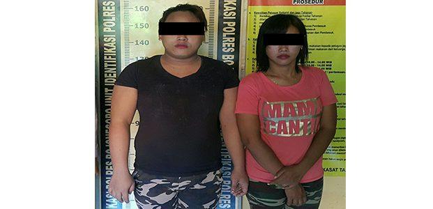 Nekat Begal Tukang Pijat, Waria dan seorang Wanita Dicokok Polisi Bojonegoro