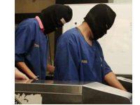 Selundupkan Sabu Dari Malaysia, 2 Pemuda Madura Ditangkap di Bandara Juanda