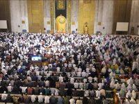 20 Ribu Jamaah Ikuti Shalat Tarawih Malam Pertama Ramadhan di MAS