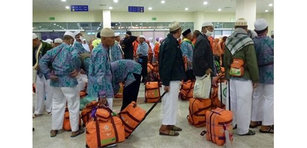 229 Kloter Jemaah Haji Gelombang I Telah Diterbangkan Kembali ke Tanah Air