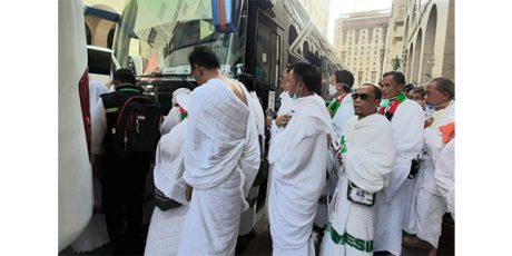 242 Kloter Jemaah Haji Indonesia Tiba di Arab Saudi, 9 Jemaah Wafat