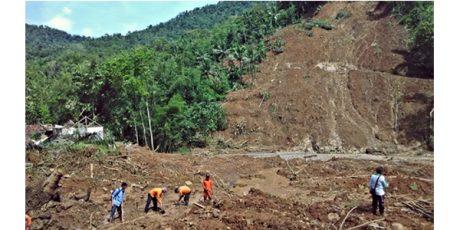 29 Kabupaten dan Kota di Jawa Timur Tergolong Rawan Bencana
