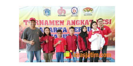 3 Atlet Pacitan Boyong Medali di Turnamen Angkat Besi Jakarta Terbuka 2019