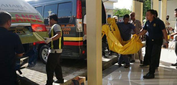 3 Jenazah Pelaku Bom Bunuh Diri Masih Berada di RS Bhayangkara Polda Jatim