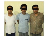 3 Pelaku Curat di Cerme Gresik Ditangkap