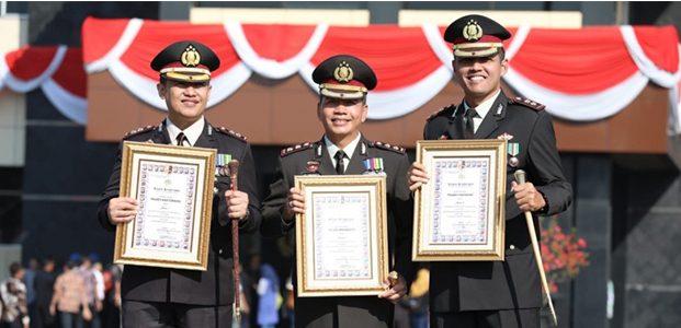 3 Polres di Jatim Raih Penghargaan Kepatuhan LHKPN