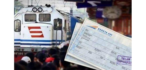 373 Ribu Tiket KA Lebaran dari Daop 8 Surabaya Sudah Terjual