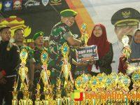 39 Tim Pelajar Ikuti Lomba Baris Berbaris Brawijaya Season II di Lamongan
