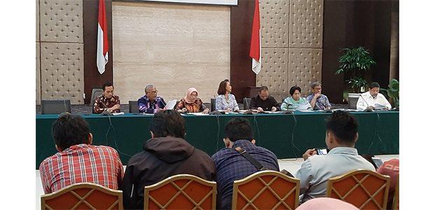 40 Orang Peserta Seleksi Calon Pimpinan KPK Lolos Tahap Berikutnya