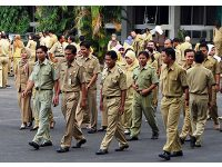 Hmmm, Anggaran 4,2 Miliar Untuk Seragam PNS di Pemkot Madiun
