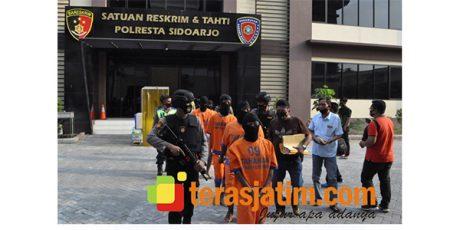 5 Pelaku Penusukan di Bypass Juanda Berhasil Diringkus, Seorang Pelaku Masih Buron