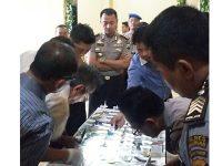 55 Perwira di Polres Pasuruan Dites Urine, ini Hasilnya