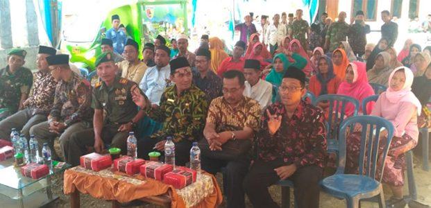 62 Pasangan di Bangkalan, Ikuti Nikah Massal