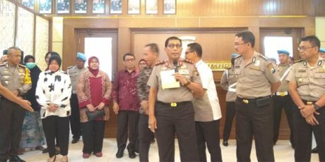 7 Anak Bomber di Surabaya dan Sidoarjo, Diserahkan ke Kemensos