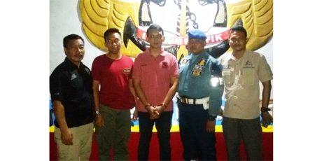 7 Bulan Kabur dari Dinas, Disertir TNI AL Ditangkap di Sidoarjo