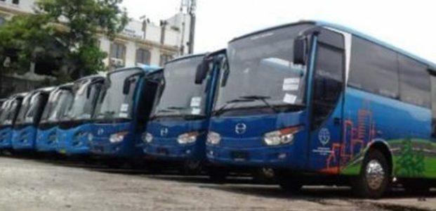 7 Bus Disiapkan Untuk Program Mudik Gratis Rute Surabaya-Sumenep
