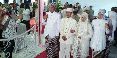 7 Pasangan, Ikuti Nikah Massal di Kota Madiun