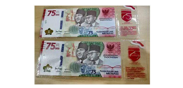BI Perluas Akses Penukaran Uang Pecahan 75 Ribu