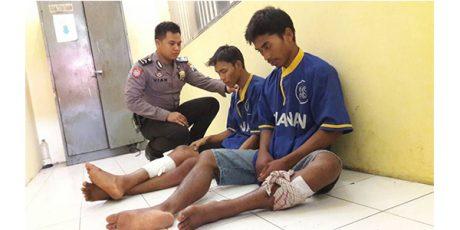 8 Kali Beraksi di Wilayah Pasuruan, 2 Alap-Alap Motor Didor Polisi