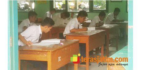 8 Siswa Binaan Lapas Blitar, Ikuti Unas SMP