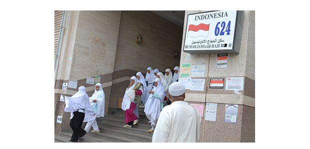 9.628 Jemaah Haji Asal Indonesia Masih Berada di Makkah