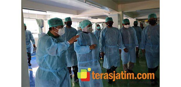 Tekan Lonjakan Pandemi di Jatim, Tenaga Kesehatan Akan Ditambah