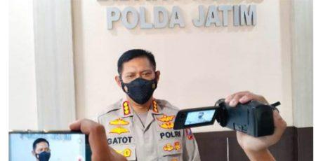 Kapolda Rotasi Sejumlah Perwira, Kompol Mirzal Maulana Jadi Kasat Reskrim Polrestabes Surabaya