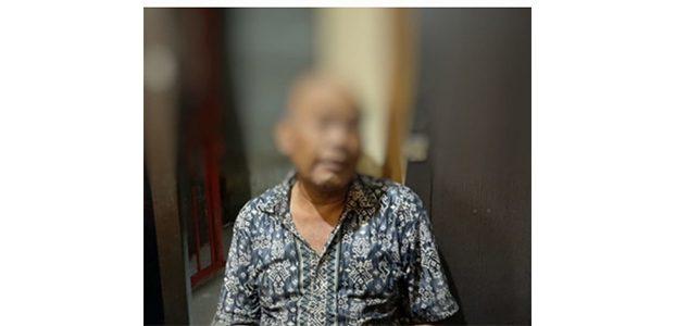 Ditegur Polisi, Pria ini Marah dan Bakar Orang di Samping Mapolsek