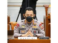 Kapolri Instruksikan Jajarannya Gelar Patroli Skala Besar Pembagian Bansos