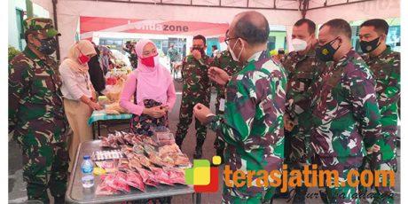 Kodim Surabaya Utara Ikuti Lomba Binter Kategori Kodim Metropolis