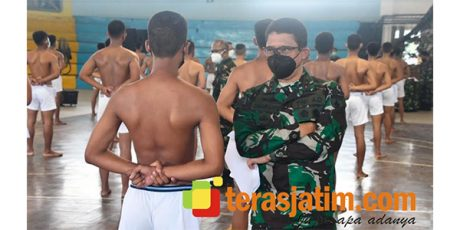 Pangdam Brawijaya: Sidang Parade Calon Tamtama Harus Transparan
