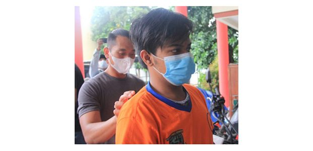Cemburu Buta, Seorang Pelajar di Surabaya Aniaya Pacarnya