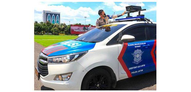 Mengenal si-INCAR, Mobil Canggih Milik Ditlantas Polda Jatim