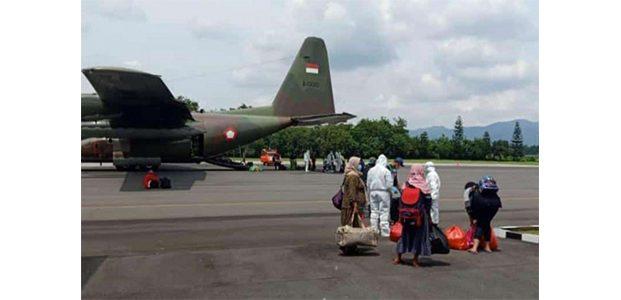 48 Warga Jatim Korban Gempa di Sulbar Dipulangkan