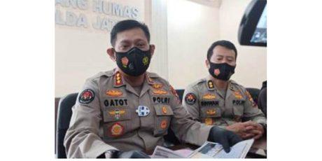 Sejumlah Jabatan Perwira di Polda Jatim Dirotasi