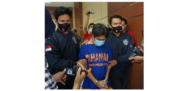 Jual 36 ABG ke Pria Hidung Belang, Juragan Kos di Mojokerto Ditangkap Polisi