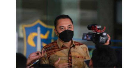 Angka Kasus Covid Melandai, Kota Surabaya Turun ke Level 2
